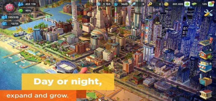 模拟城市:建设无限绿钞破解版