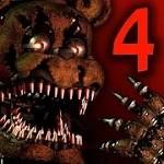 恐怖玩具熊4万圣节新版